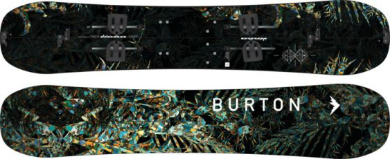 Burton Flight Attendant Split Board 2018 - 154